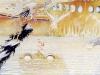 Der Sprung ins Licht Elias Himmelfahrt. Vision des Merkwürden Don Blalla aus dem IV seraphischen Orden