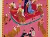 """Beleuchtungsbild meiner abgekochten Zen-Meister im Mastdarm. """"Das Hohe Lied auf den Erdapfel im Nebellicht"""" oder: Dem Leben kräftig in die Eier gelangt. Im fränkischen Bauern-Barock-Stil Mund-Art"""