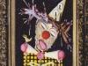 Rotz und Wasser II, 1997, Acryl auf Leinwand, 108 x 92 cm