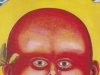 Das Kind, 1967, Öl auf Hartfaser, 77 x 47 cm