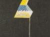 Lichte den Anker und fliege fort, 1974, Tempera auf Papier, 32 x 25 cm