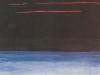 Wehe, wenn die Flamme erlischt, 1974, Tempera auf Papier, 32 x 25 cm