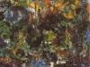 Elfenbrutstätte, 1987, Acryl auf Karton, 30 x 45 cm