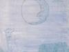 Dem Geheimnis der blinden Katze auf der Spur, 1988, Acryl auf Karton, 32 x 25 cm
