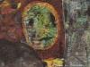 Himmel und Erde, 1988, Acryl auf Karton, 42 x 42 cm