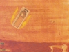 Das Problem am oberen Nil, 1989, 32 x 25 cm
