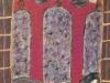 Sängerbild, 1963, Öl auf Hartfaser, 106 x 56 cm