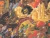 Die Geister meiner Kindheit, 1987, Öl auf Leinwand, 150 x 100cm