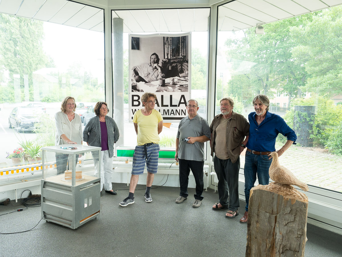 Blalla-Fest am 07.07.2017 im Borgo Ensemble