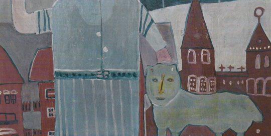 00008 - Der Katzenbaendiger